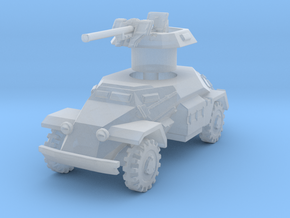 Sdkfz 221 2.8cm sPzB 41 1/160 in Smooth Fine Detail Plastic
