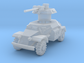Sdkfz 221 2.8cm sPzB 41 1/220 in Smooth Fine Detail Plastic