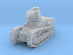 PV152E M1917A1 Six Ton Tank w/37mm Gun (1/72) in Smooth Fine Detail Plastic