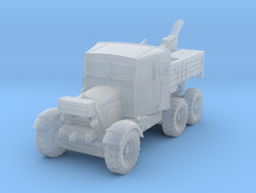 Scammell Pioneer SV/2S recovery tractor in Smoothest Fine Detail Plastic: 1:160 - N