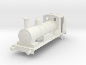 b-100-lswr-beattie-well-tank-loco in White Natural Versatile Plastic