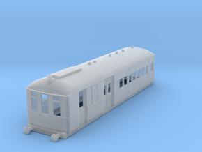 o-160fs-renfe-sentinel-railmotor in Smooth Fine Detail Plastic