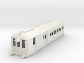 o-32-renfe-sentinel-railmotor in White Natural Versatile Plastic