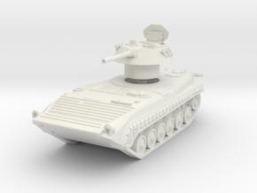 BRM-1K (Radar open) 1/76 in White Natural Versatile Plastic