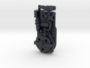 "RGB-Style ""Sparkbuster"" Proton Pack (5mm) in Black PA12: Medium"