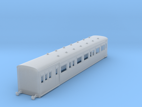 o-148-secr-railmotor-coach-2 in Smooth Fine Detail Plastic