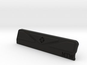 Wolverine MTW Dust Cover - Style 1 in Black Natural Versatile Plastic