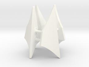 Honest John Spin Rockets for BT55 x 4 (one set)  in White Processed Versatile Plastic