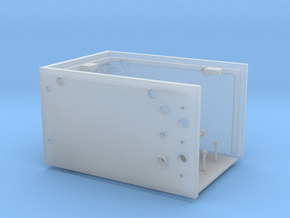Clare Electroseal Golden Box Enclosure in Smoothest Fine Detail Plastic