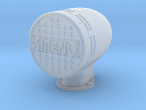 Siren - 1/12 scale in Smooth Fine Detail Plastic
