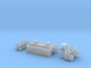 Listowel Lartigue Coffeepot Locomotive and Truck ( in Smooth Fine Detail Plastic