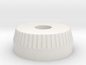 Scope mount screw ESB in White Natural Versatile Plastic
