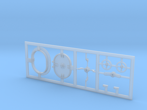 Schott Typ-B 1:50 in Smooth Fine Detail Plastic