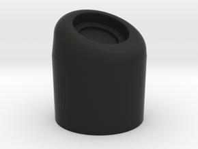 MiCar Bluetooth Cup Holder in Black Natural Versatile Plastic