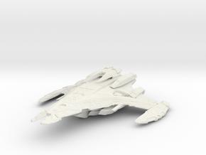 Dominion Battleship 1/2500 in White Natural Versatile Plastic