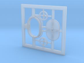 Schott Typ-L 1:50 in Smooth Fine Detail Plastic