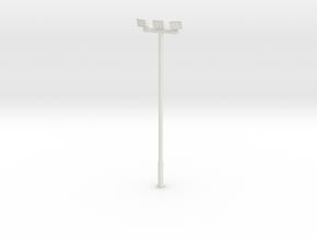 25ft Flood Light 1/24 in White Natural Versatile Plastic