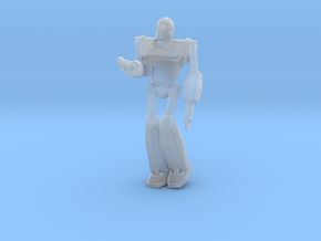 Iron Giant (for Monsters Menace America) in Smooth Fine Detail Plastic