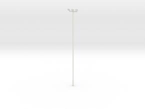 50ft Flood Light 1/100 in White Natural Versatile Plastic