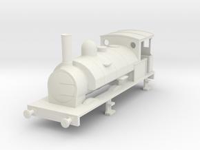 b-87-lswr-kesr-saddleback-loco in White Natural Versatile Plastic