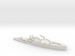 HMAS Albatross 1/1800 in White Natural Versatile Plastic