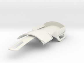Bracer  Pen Holder in White Natural Versatile Plastic