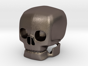 skull solid in Stainless Steel