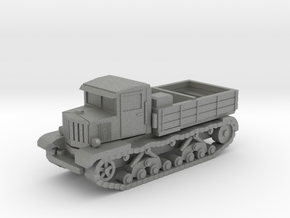 15mm Voroshilovets tractor (low detail) in Gray PA12