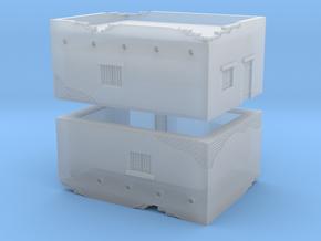 Desert House (x2) 1/500 in Smooth Fine Detail Plastic