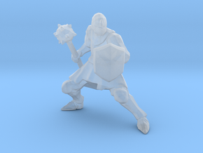 Imperial Defender 28mm miniature fantasy games rpg in Smooth Fine Detail Plastic