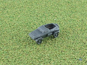 sdKfz 247B Set of 5 1/285 6mm in Smooth Fine Detail Plastic
