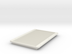 DB rooster klein schaal 1 in White Natural Versatile Plastic