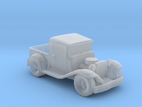 The classic Hot Rod pickup 1:160 scale in Smooth Fine Detail Plastic