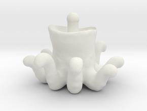 Optikk - Real Body in White Natural Versatile Plastic