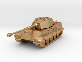 Tank - Tiger 2 - size Small in Natural Bronze