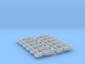 Formula D 2020 in Smoothest Fine Detail Plastic