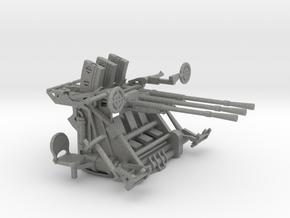 1/56 IJN Type 96 25mm Triple Mount in Gray PA12