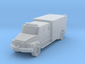 Freightliner Ambulance 2020 - Nscale in Smooth Fine Detail Plastic