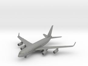 IL-96-300 w/Gear (PA12) in Gray PA12: 1:700