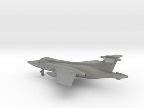 Blackburn Buccaneer S.2 in Gray PA12: 1:200