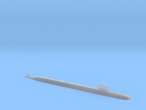 USS NORTH CAROLINA VA BLK I WL - 700 in Smooth Fine Detail Plastic