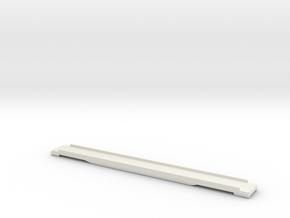 WLAs4üm-41a Scala TT Unterteil in White Natural Versatile Plastic