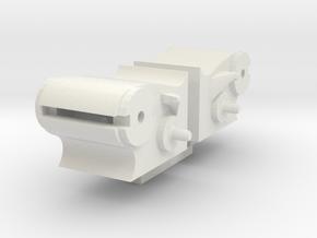 NS 3900 cilinders zonder bouten 87 in White Natural Versatile Plastic