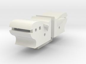 NS 3900 cilinders zonder deksels 87 in White Natural Versatile Plastic