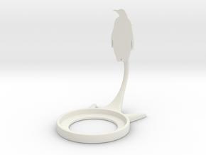 Animal Penguin in White Natural Versatile Plastic