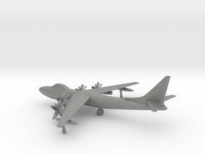 Boeing XB-55 in Gray PA12: 1:400