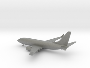 Boeing 737-700 Next Generation in Gray PA12: 1:400