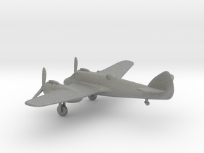 Bristol Type 156 Beaufighter in Gray PA12: 1:144