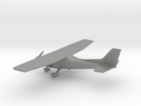 Cessna 172 Skyhawk in Gray PA12: 1:100