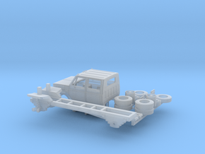 GMC/Chevrolet C 6000 4 Door Kit 1-87 HO Scale  in Smooth Fine Detail Plastic